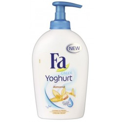 Течен сапун Fa Greek Yoghurt Almond Blossom 250ml