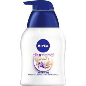Течен сапун Nivea Diamond Touch 250ml
