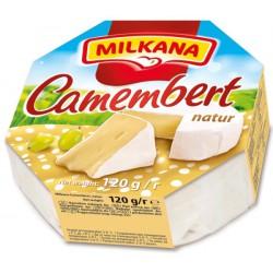 Сирене Камембер Натурално Milkana 120g