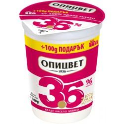 КИСЕЛО МЛЯКО 3,6% ОПИЦВЕТ 400g