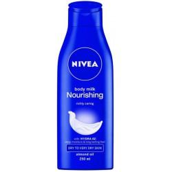 Подхранващо мляко за тяло Nivea 250ml