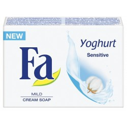 Сапун Fa Yoghurt sensitive 100g