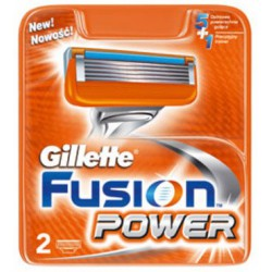 Ножчета за бръснене Gillette Fusion Power опаковка 2бр.