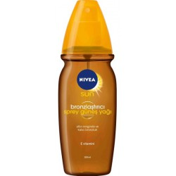 Спрей олио NIVEA слънцезащитен 150ml
