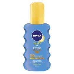 Спрей NIVEA слънцезащитен PROTECT&BRONZE SPF50 200ml