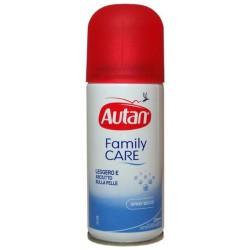 Autan спрей против комари 100ml