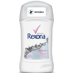 Дезодорант Rexona Clear Pure стик 40ml