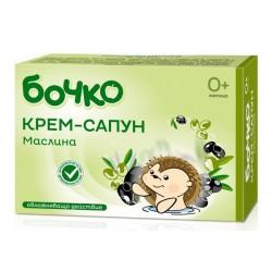 Сапун Бочко Пантенол и натурален зехтин 75g