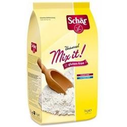 Брашно Микс без глутен Dr.Schar 1kg
