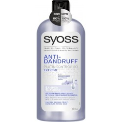 Шампоан Syoss Anti-Dandruff Extreme 500ml