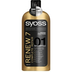 Шампоан Syoss Renew 7 500ml