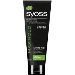 Гел за коса Syoss Max Hold 250ml