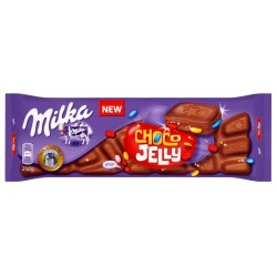 Шоколад Milka с Желирани бонбони 250g