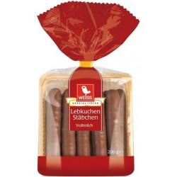 Меденки WEISS Стик млечен шоколад 200g