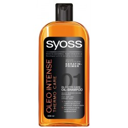 Шампоан Syoss Oleo Intense Thermo Care 500ml