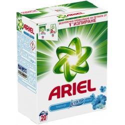 Прах за пране ARIEL с Lenor 1.3kg