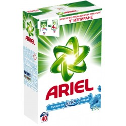Прах за пране ARIEL с Lenor 2.6kg