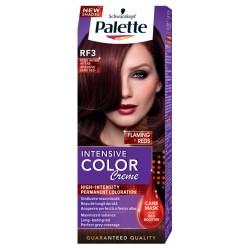 Боя за коса RF3 Tъмночервен PALETTE Intensive Color Creme