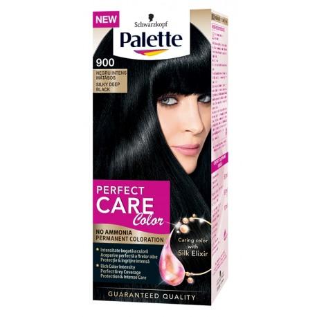 Безамонячна боя за коса 900 Копринено черен PALETTE Perfect Care Color
