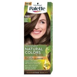 Боя за коса 500 Тъмнорус PALETTE Natural Colors Creme