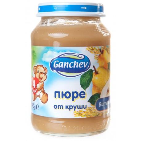 Пюре Круши Ганчев 190g