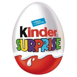 Шоколадово яйце KINDER СЮРПРИЗ 20g