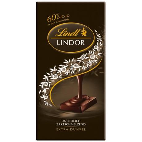 Шоколад Lindt Линдор дарк 60% 100g