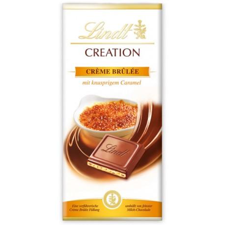 Шоколад Lindt Крем брюле 150g