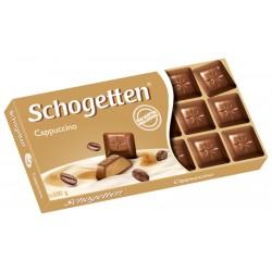 Шоколад КАПУЧИНО SCHOGETTEN 100g