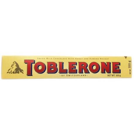 Шоколад Toblerone млечен 100g