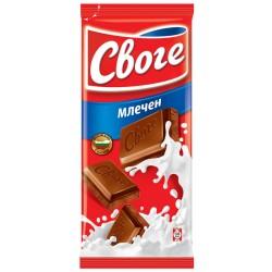 Шоколад Своге млечен 25g
