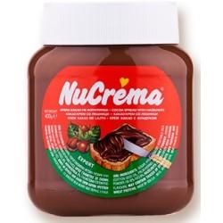 Шоколад Nucrema кафяв буркан 400g