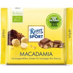 Био Шоколад РИТЕР ШПОРТ Макадамия 65g
