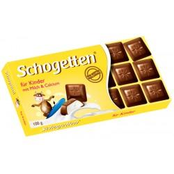 Шоколад МЛЕЧЕН КРЕМ SCHOGETTEN 100g