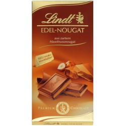 Шоколад LINDT Бар Нуга 100g
