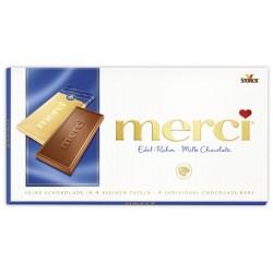 Шоколад MERCI Сметана 100g