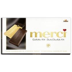 Шоколад MERCI 72% Какао 100g