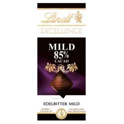 Шоколад Lindt Екселенс 85% какао Mild 100g
