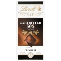 Шоколад Lindt Екселенс 50% какао 100g