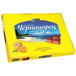 """Бонбони """"Черноморец"""" с портокалови корички 250g"""