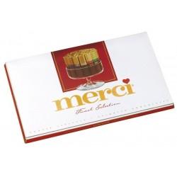 Шоколадови бонбони Merci 400g