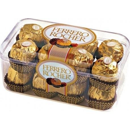 Бонбони шоколадови Ferrero Rocher 16бр. 200g