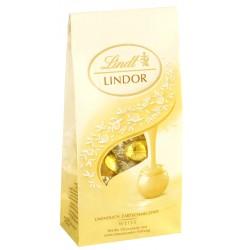 Бонбони Lindt Линдор Бял шоколад 137g
