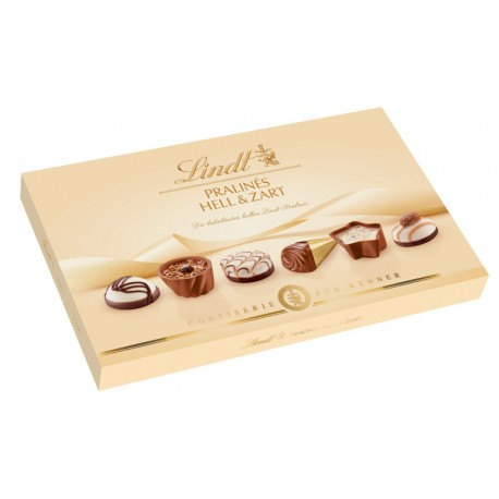 Бонбони Lindt Фини Пралини 200g