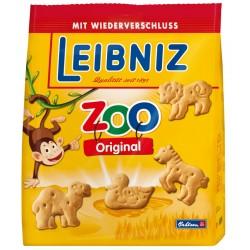 Бисквити Leibniz Zoo Bahlsen125g