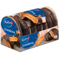 Кръгли меденки с шоколад Grandessa BAHLSEN 200g
