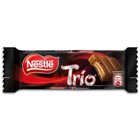 Десерт Мура Трио шоколад Nestle 40g