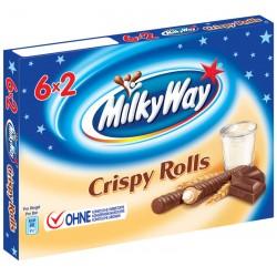 Десерт Milky way Криспи 6 бр. x 25g