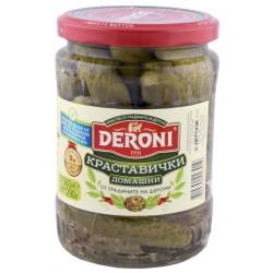 Краставички домашни Deroni 560g