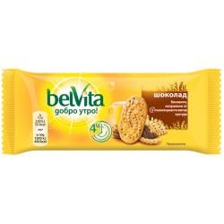 БИСКВИТИ БЕЛВИТА Шоколад 50ГР